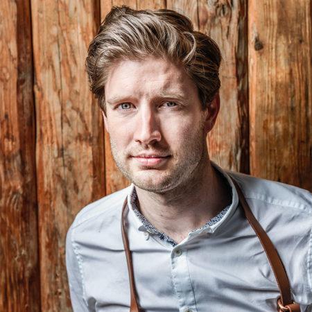 James Baron - Hotel Tannenhof - 50 Best Chefs Austria