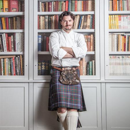 Thomas Dorfer - Landhaus Bacher - 50 Best Chefs Austria