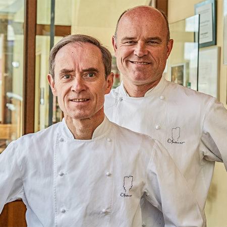 Karl und Rudolf Obauer - Restaurant-Hotel Obauer - 50 Best Chefs Austria