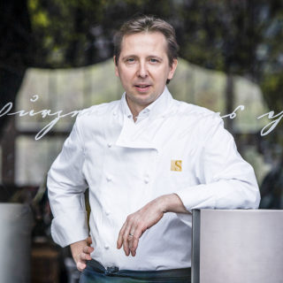 Heinz Reitbauer - Steirereck - 50 Best Chefs Austria