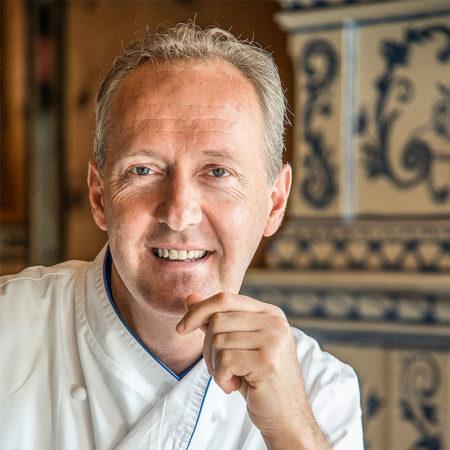 Martin Sieberer - Hotel Trofana Royal, Paznauner Stube - 50 Best Chefs Austria