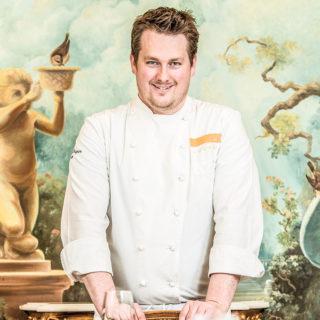 Roland Huber - Le Ciel by Toni Mörwald, Grand Hotel Wien - 50 Best Chefs Austria