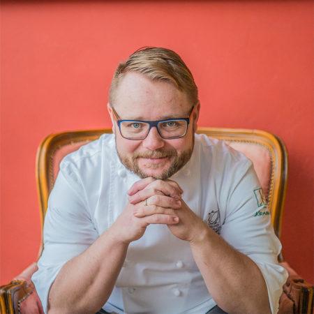 Andreas Krainer - Hotel-Restaurant Krainer - 50 Best Chefs Austria
