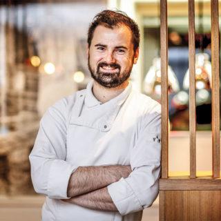 Lukas Nagl - Das Traunsee Restaurant Bootshaus - 50 Best Chefs Austria