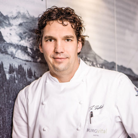 Thorsten Probost - Burg-Vital-Hotel GmbH & CoKG, Griggeler Stuba - 50 Best Chefs Austria