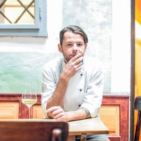 Rainer Stranzinger - Tanglberg - 50 Best Chefs Austria