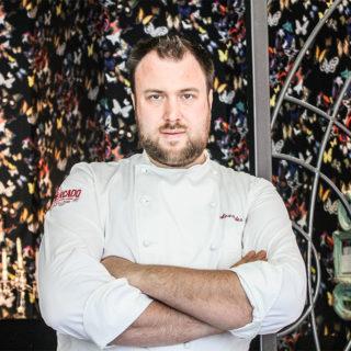Alexander Theil - Mercado - 50 Best Chefs Austria